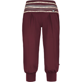 E9 Luna 3/4 Pants Women magenta